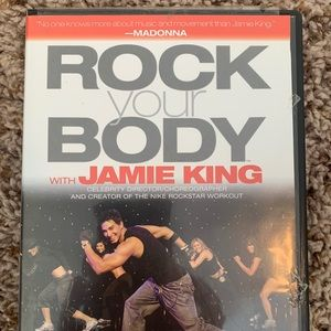Rock Your Body workout DVD.